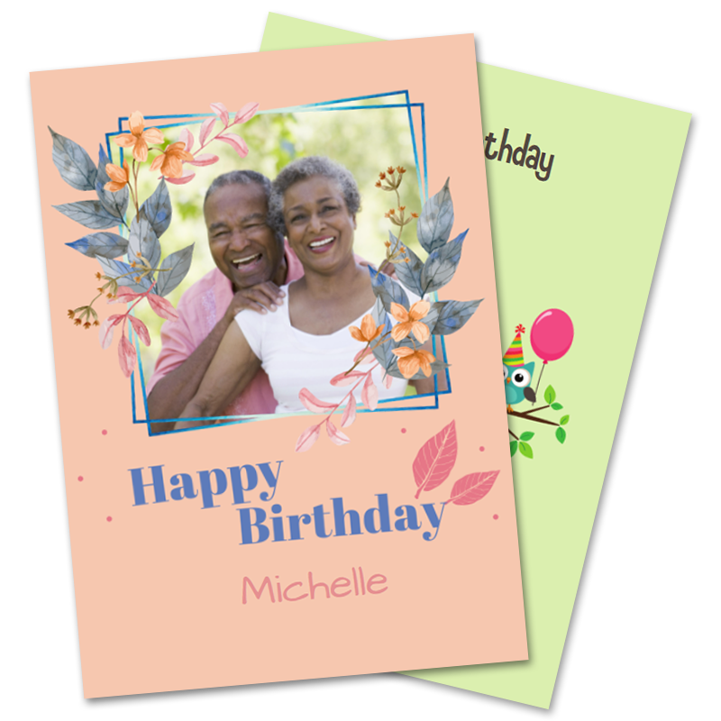 Birthday Cards for Seniors