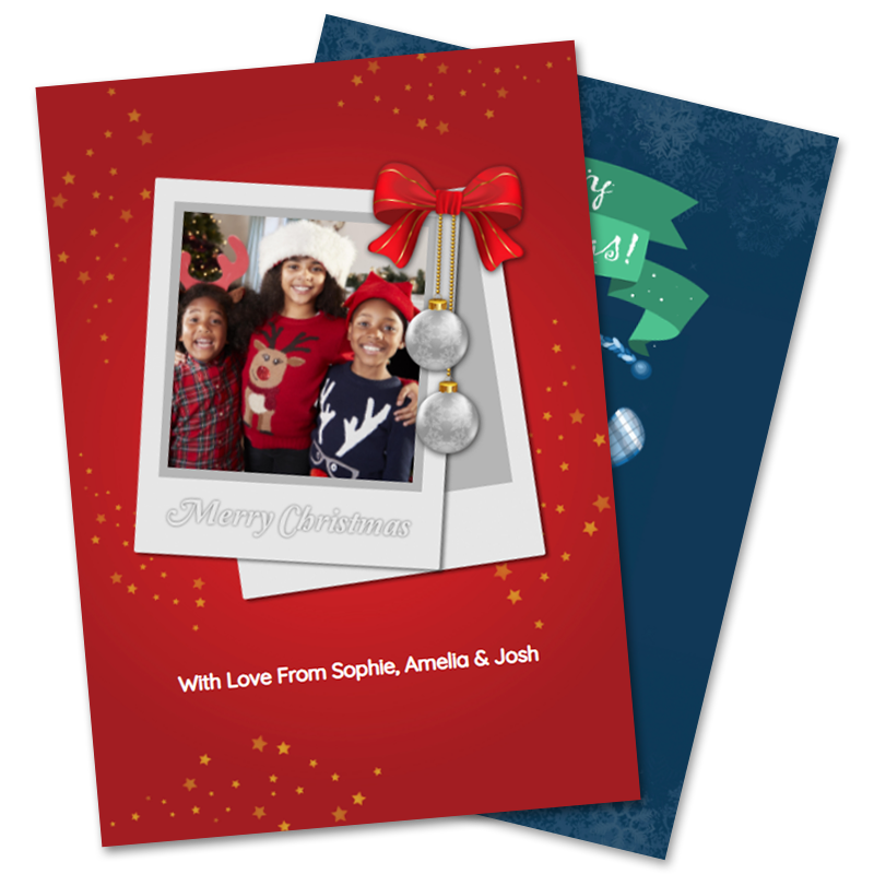 Childrens Christmas Cards