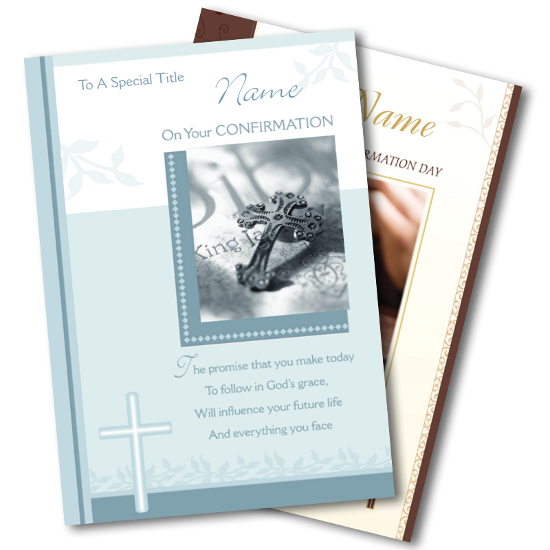Confirmation Greeting Cards Gifts Ie