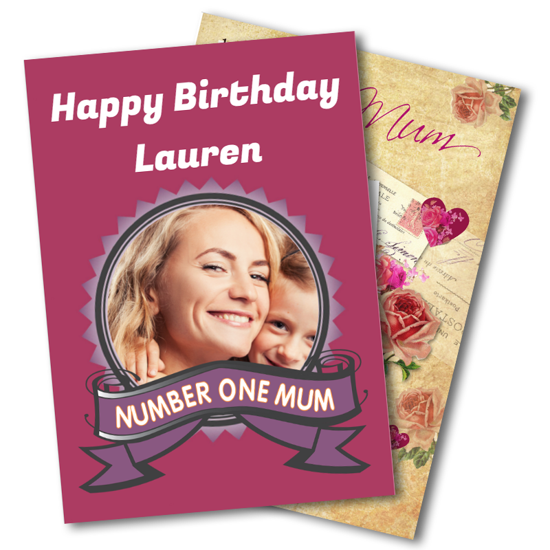 Birthday Cards For Your Mum